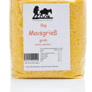 Maisgrieß grob